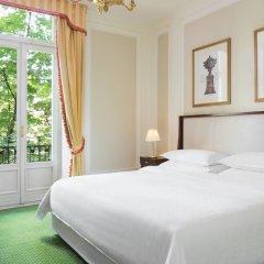 Отель Sheraton Diana Majestic, Milan 4* Номер Делюкс с разными типами кроватей