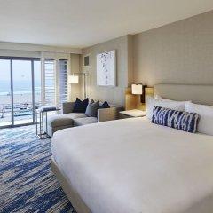 Отель Loews Santa Monica 5* Номер категории Премиум