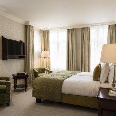 Hotel Dukes' Palace Bruges 5* Люкс повышенной комфортности с различными типами кроватей фото 4