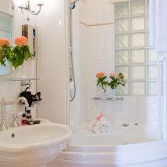 Отель Hermitage Hotel Италия, Флоренция - 1 отзыв об отеле, цены и фото номеров - забронировать отель Hermitage Hotel онлайн ванная