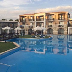 Отель Aldemar Royal Olympian бассейн фото 5