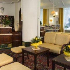 Отель Minotel Brack Garni Мюнхен интерьер отеля