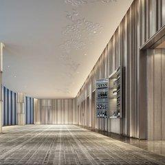 Отель Conrad Xiamen Китай, Сямынь - отзывы, цены и фото номеров - забронировать отель Conrad Xiamen онлайн интерьер отеля