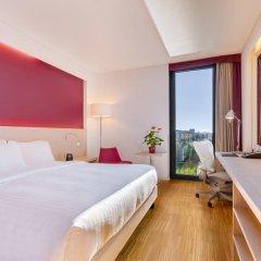 Отель Hilton Garden Inn Venice Mestre San Giuliano 4* Стандартный номер с различными типами кроватей фото 5