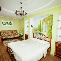 Гостиница Авиастар комната для гостей фото 3