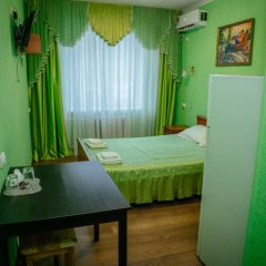 Гостиница Каштан Стандартный номер разные типы кроватей фото 14