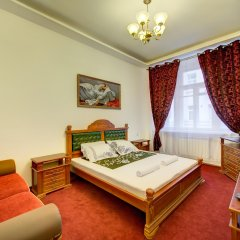 Апартаменты Sakura Apartment комната для гостей фото 4