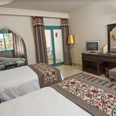 Отель SUNRISE Garden Beach Resort & Spa - All Inclusive Египет, Хургада - 9 отзывов об отеле, цены и фото номеров - забронировать отель SUNRISE Garden Beach Resort & Spa - All Inclusive онлайн комната для гостей фото 2