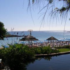 Capo Bay Hotel Протарас приотельная территория