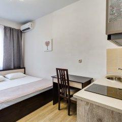 Апарт-Отель Грин Холл Стандартный номер разные типы кроватей фото 11