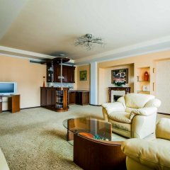 Гостиница Минск 4* Улучшенные апартаменты с двуспальной кроватью фото 5