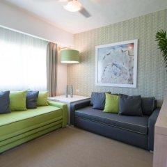 Отель Grand Sirenis Punta Cana Resort Casino & Aquagames 4* Семейный люкс с различными типами кроватей фото 3