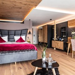 Hotel Kircherhof Горнолыжный курорт Ортлер комната для гостей