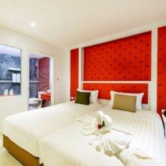 Raha Grand Hotel 3* Улучшенный номер