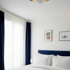 Hotel Rendez-Vous Batignolles Париж комната для гостей фото 3