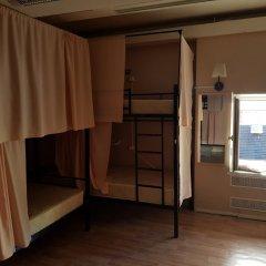 Moscow Hostel Travel Inn Кровать в женском общем номере с двухъярусной кроватью фото 2