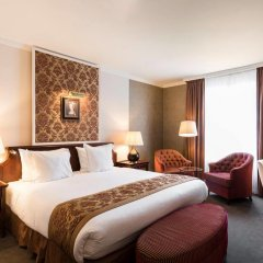 Hotel Dukes' Palace Bruges 5* Улучшенный номер с различными типами кроватей фото 5