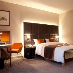 Гостиница Mercure Тюмень Центр 4* Полулюкс двуспальная кровать фото 2