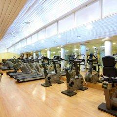 Отель Grupotel Santa Eulària & Spa - Adults Only фитнесс-зал