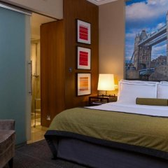 Отель Threadneedles, Autograph Collection by Marriott 5* Роскошный номер с различными типами кроватей