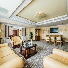 Гостиница Минск 4* Апартаменты с двуспальной кроватью фото 11