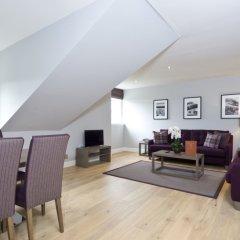 Апартаменты Destiny Scotland - George IV Apartments комната для гостей фото 17