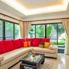 Отель Naya Residence by TROPICLOOK 4* Вилла Делюкс с различными типами кроватей фото 9
