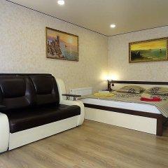 Мини-Отель Здоровье Улучшенный номер с различными типами кроватей фото 2