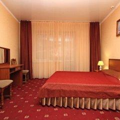Гостиница Плаза 4* Люкс разные типы кроватей