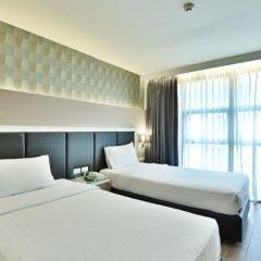 Отель Prestige Suites Bangkok Бангкок комната для гостей фото 8