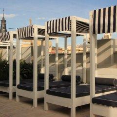 Отель Midmost пляж
