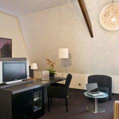 Отель Park Centraal Amsterdam 4* Полулюкс с двуспальной кроватью фото 2