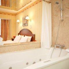 Marins Park Hotel Sochi 4* Люкс апартаменты с различными типами кроватей фото 6