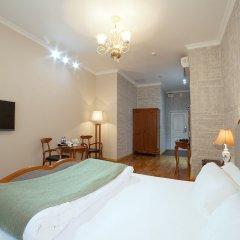Гостиница Времена Года 4* Улучшенный номер с двуспальной кроватью фото 3