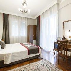 Бутик-отель Istanbul Queen Seagull Номер Делюкс с различными типами кроватей