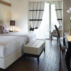 Erbavoglio Hotel 4* Улучшенный номер 2 отдельные кровати