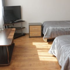 Гостиничный комплекс Авиатор Улучшенный номер 2 отдельные кровати фото 2