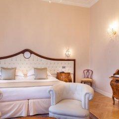 Grand Hotel Rimini 5* Номер Делюкс с различными типами кроватей фото 2