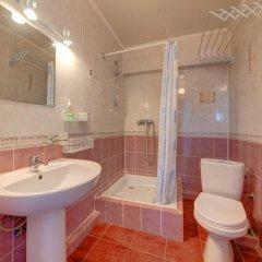 Гостиница Анапа-Патио в Анапе 11 отзывов об отеле, цены и фото номеров - забронировать гостиницу Анапа-Патио онлайн ванная