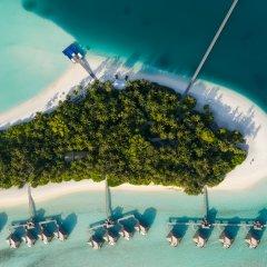 Отель Conrad Maldives Rangali Island пляж фото 5
