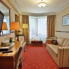 Гостиница Золотое кольцо 5* Полулюкс с различными типами кроватей фото 3