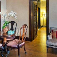 Отель Jumeirah Zabeel Saray Royal Residences 5* Люкс фото 2