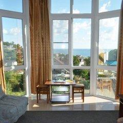 Гостиница Guest House Gornaya Orkhideya комната для гостей фото 8