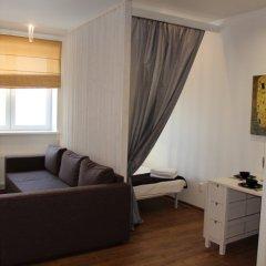 Апартаменты Central Park в центре Тюмени Улучшенные апартаменты с двуспальной кроватью фото 7