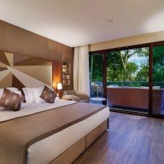 Nirvana Lagoon Villas Suites & Spa 5* Люкс с различными типами кроватей фото 2