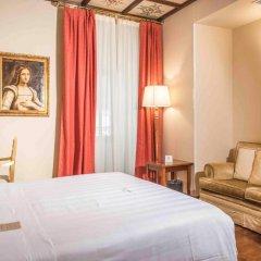 Golden Tower Hotel & Spa 5* Номер Tower Strozzi с различными типами кроватей