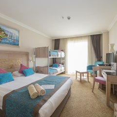 Отель Crystal Kemer Deluxe Resort And Spa 5* Стандартный номер фото 2