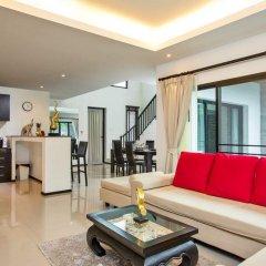 Отель Naya Residence by TROPICLOOK 4* Вилла Делюкс с различными типами кроватей фото 7