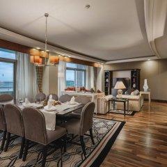 Calista Luxury Resort 5* Президентский люкс с различными типами кроватей фото 7