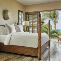 Отель Four Seasons Resort and Residence Anguilla 5* Резиденция Ocean-view с различными типами кроватей фото 2